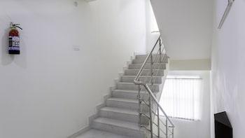 Treebo Tals Hytek, Hi-Tech City - Staircase  - #0