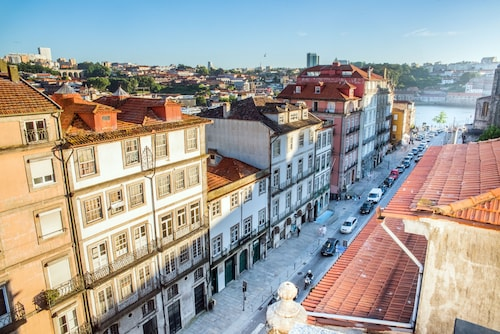 Porto - The House Ribeira Porto Hotel – S.Hotels Collection - z Warszawy, 12 kwietnia 2021, 3 noce