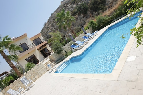Pissouri - Vineland Holiday Villas - z Poznania, 8 kwietnia 2021, 3 noce