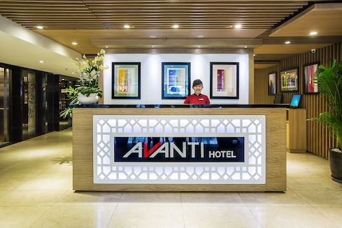 Avanti Hotel,Ho Chi Minh City Hall