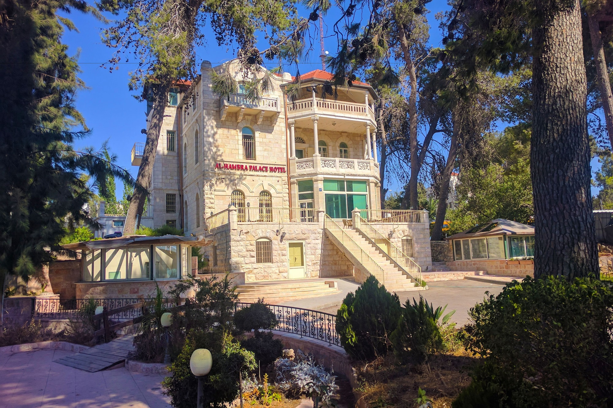 Alhambra Palace Hotel Suites & Resort, Ramallah and Al-Bireh