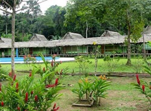 Cumaceba Botanical Garden, Maynas