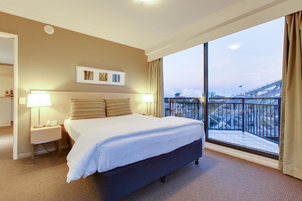 Oakwood Hotel & Apartments Brisbane Fortitude Valley ...