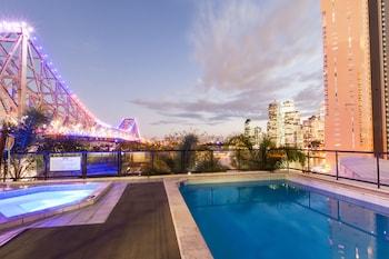 布里斯本奧卓雅居酒店及酒店公寓 Oakwood Hotel & Apartments Brisbane
