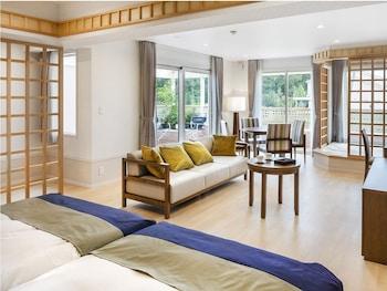 Villa Second Corner Suite