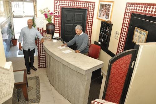 Hôtel Boustane, Casablanca
