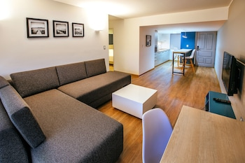 Family Apartment, 2 Bedrooms, City View