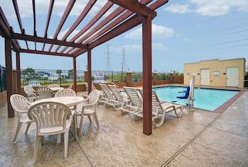 加爾維斯頓旅館及套房飯店 Galveston Inn & Suites Hotel