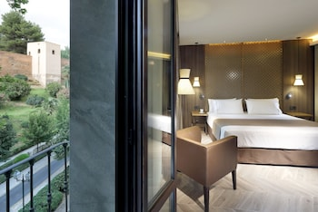Room, Partial View (Alhambra views)