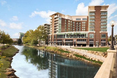 . Embassy Suites by Hilton Greenville Downtown Riverplace