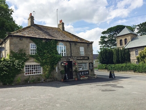 . Old Coach House At The Golden Lion