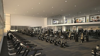 Tripbz Olive Suites - Fitness Facility  - #0