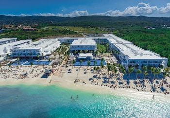 Riu Reggae Adults Only - All Inclusive - Aerial View  - #0