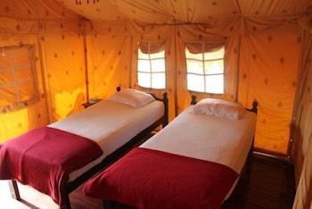 Luxury Tent, 1 Bedroom, Ocean View