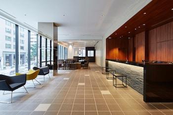 MITSUI GARDEN HOTEL KYOBASHI Lobby