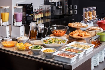 MITSUI GARDEN HOTEL KYOBASHI Breakfast buffet