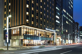 MITSUI GARDEN HOTEL KYOBASHI Front of Property - Evening/Night