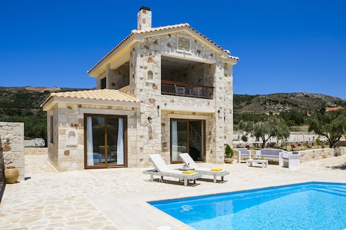 Villa Ydria, Ionian Islands
