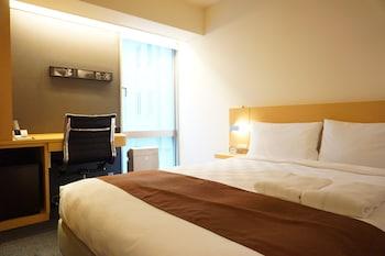 ダブルルーム シャワー付き 禁煙|18㎡|博多 東急REIホテル