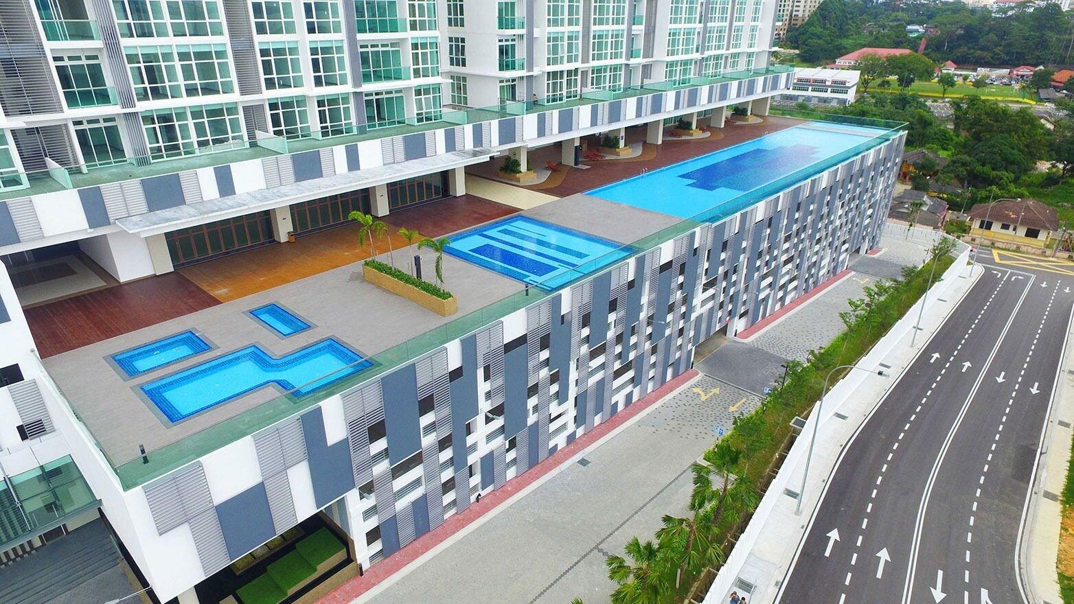 Paragon Serviced Suites @ Straits View, Johor Bahru