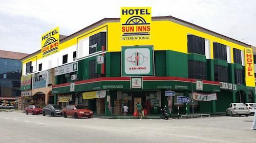 Sun Inns Hotel Sitiawan,SITIAWAN
