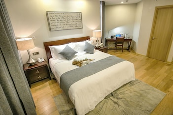 Green Court Residence Jinqiao Diamond Shanghai - Guestroom  - #0