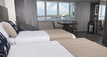 Superior İki Ayrı Yataklı Oda, Denize Sıfır
