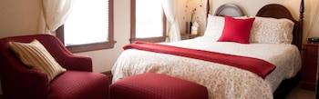 Room, Private Bathroom (Red Room)
