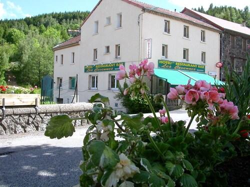 . Hôtel Les Cévennes