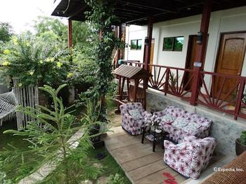 ROYAL PARADISE GUESTHOUSE Terrace/Patio