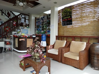 ROYAL PARADISE GUESTHOUSE Lobby Sitting Area