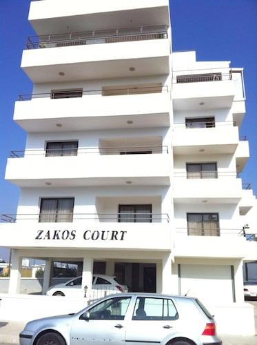 Larnaka - Zakos Court Apartments - ze Szczecina, 17 kwietnia 2021, 3 noce