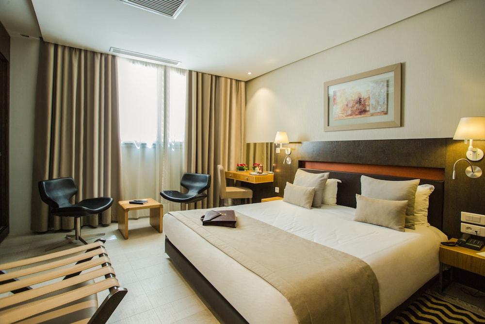 Hotel Hôtel Belvédère Fourati