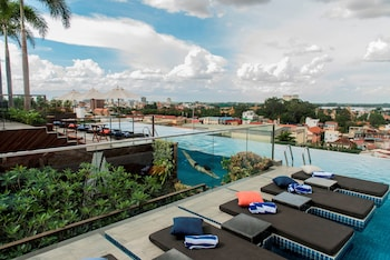 Aquarius Hotel & Urban Resort Phnom Penh - Featured Image  - #0