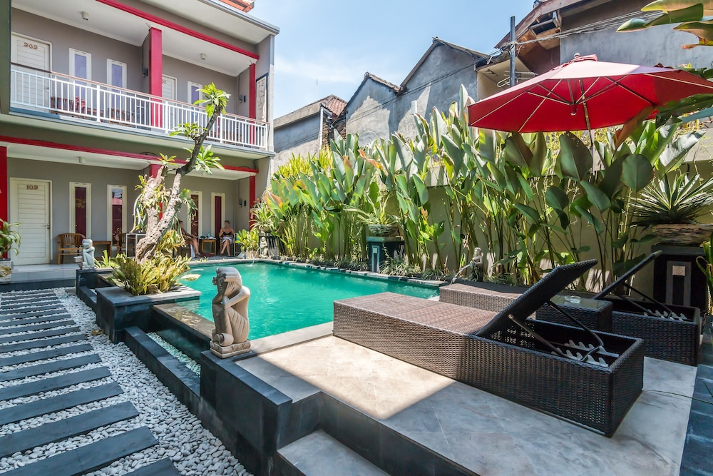 ZEN Rooms Basic Kuta Tegal Wangi