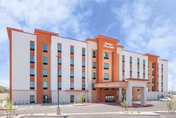 鳳凰城梅薩東歡朋套房飯店 Hampton Inn & Suites Phoenix East Mesa