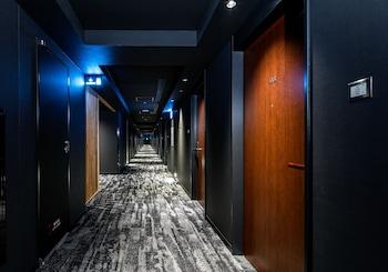 DAIWA ROYNET HOTEL KYOTO EKIMAE Hallway