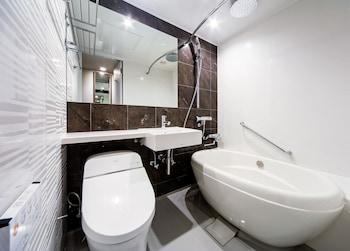 Daiwa Roynet Hotel Kyoto Ekimae - Bathroom  - #0