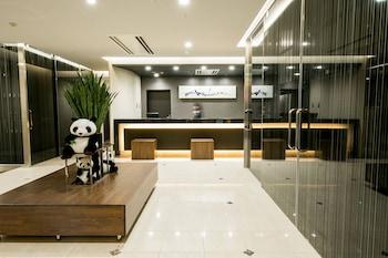 HOTEL SARDONYX UENO Lobby