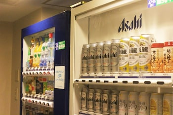 HOTEL SARDONYX UENO Vending Machine
