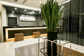 HOTEL SARDONYX UENO Reception