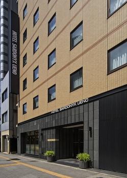 HOTEL SARDONYX UENO Exterior