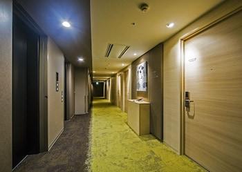 HOTEL SARDONYX UENO Hallway
