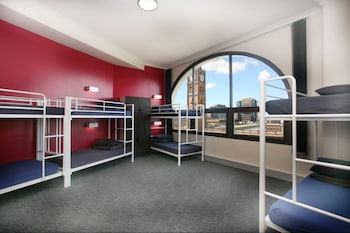 Bed in 8-bed Mixed Dorm