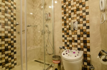 The Lumos Deluxe Resort Hotel - All Inclusive - Bathroom  - #0