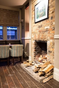 Ox Hotel Bar & Grill - Fireplace  - #0