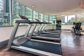 AVANT APARTMENTS AT THE FORT Fitness Facility