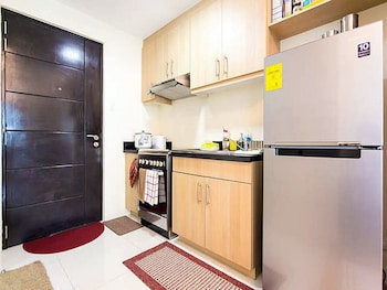 AVANT APARTMENTS AT THE FORT In-Room Kitchenette