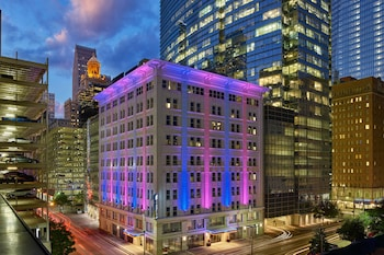 Hotel - Aloft Houston Downtown
