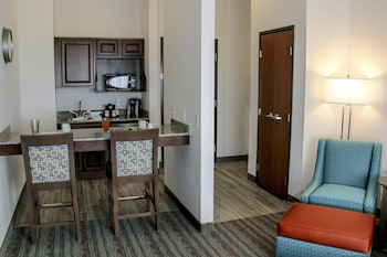 Suite, Accessible, Non Smoking (Hearing, Transfer Shower)